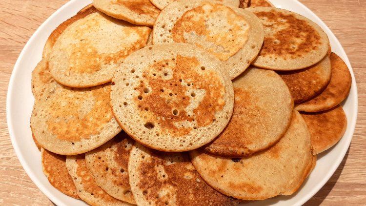 Glutenfri Blinis til nem forret 32 stykker